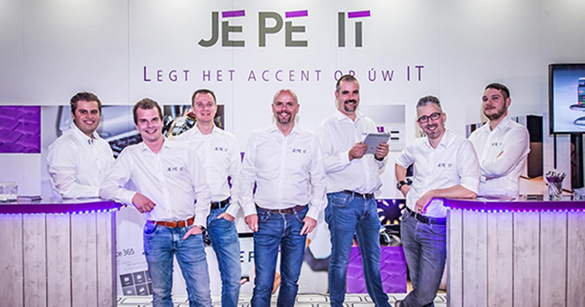 JéPé IT, kom kennis maken in de cloud